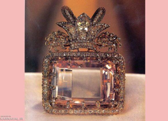 The Darya-ye-Noor Diamond