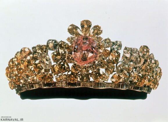 The Nour-ol-Ain Semi-Crown