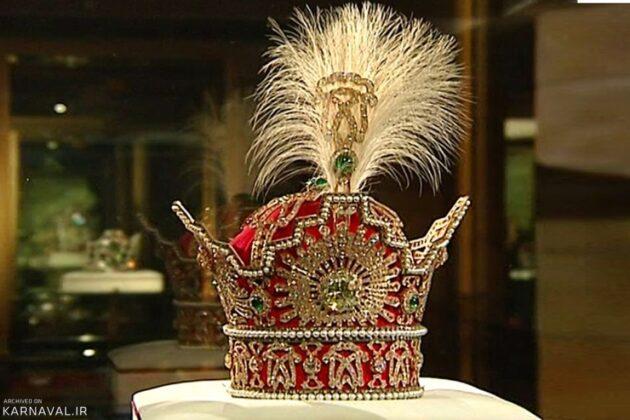 The Pahlavi Crown