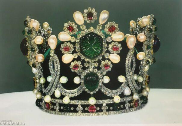 The Shahbanoo Crown
