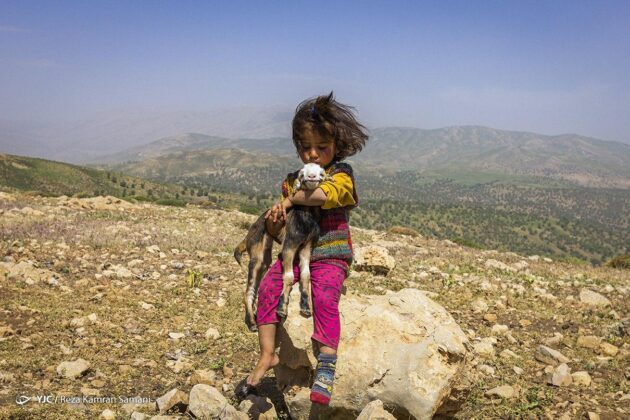 Iran Marks National Day of Village, Nomads