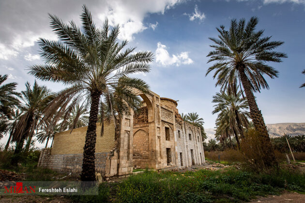 Iran's Cultural Heritage in Photos: Tomb of Sheikh Khalifeh