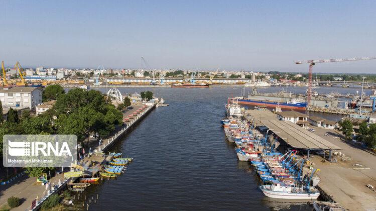 Anzali Port