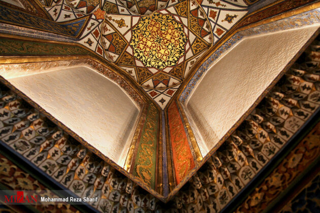 Ashraf Hall; A Magnificent Work of Architecture in Isfahan