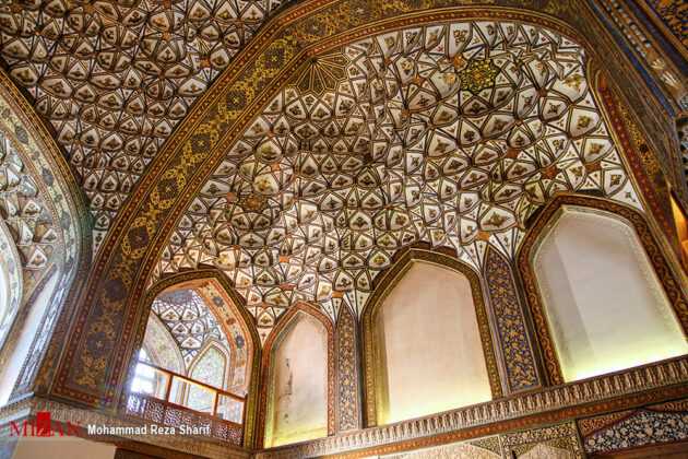 Ashraf Hall; A Magnificent Work of Architecture in Isfahan 6