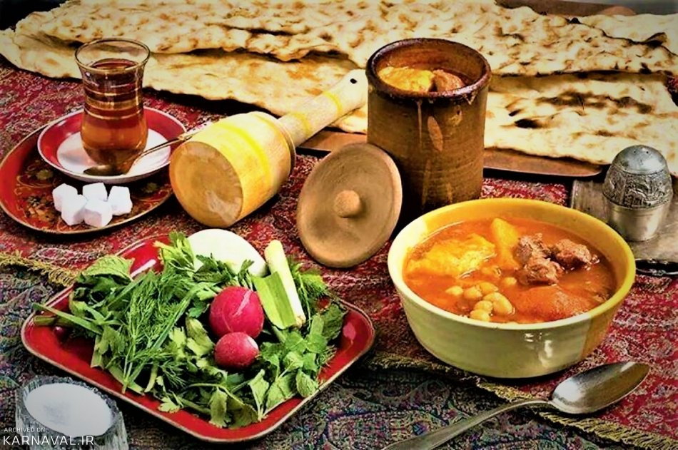 Broths of Kashan Culinary