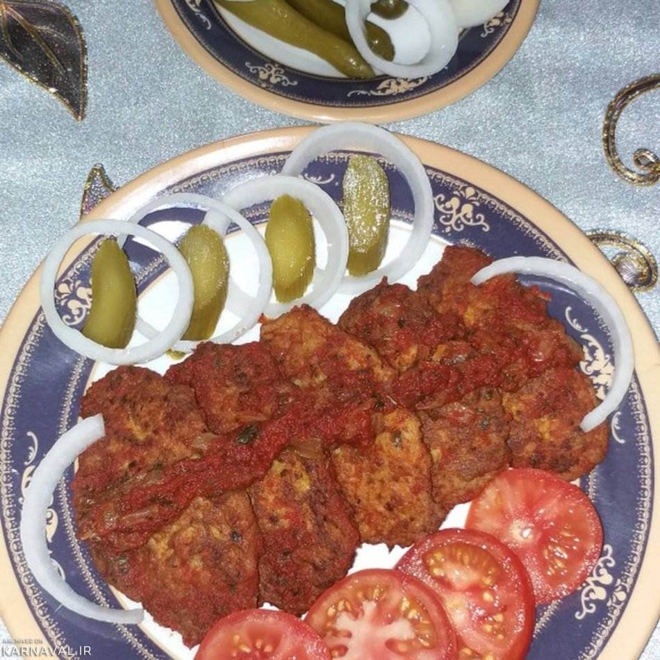 Carrot Cutlet Kashan Culinary