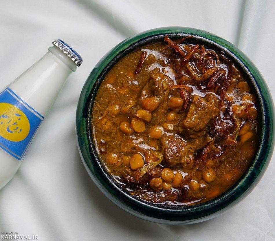 Dizi Pilaf Kashan Culinary