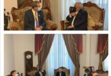 Iranian, Chilean Foreign Ministers Meet in La Paz