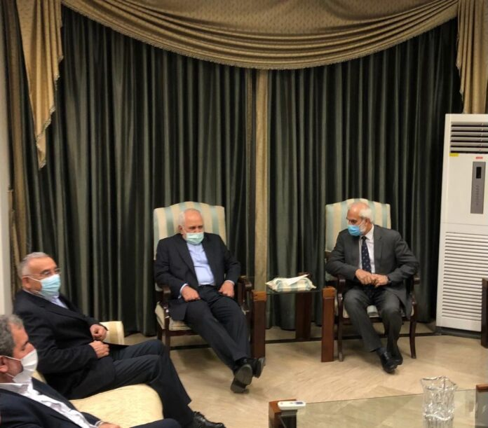 Iran's Foreign Minister Zarif in Islamabad for Talks