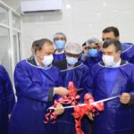 Iran Opens New Mask Producing Facility