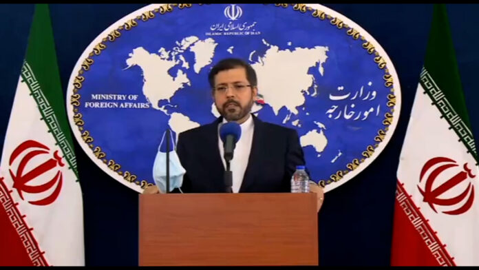 Iran Urges Regional States Not to Rely on US for Security