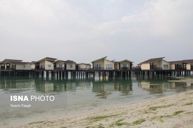 The Toranj Marine Hotel on Kish Island