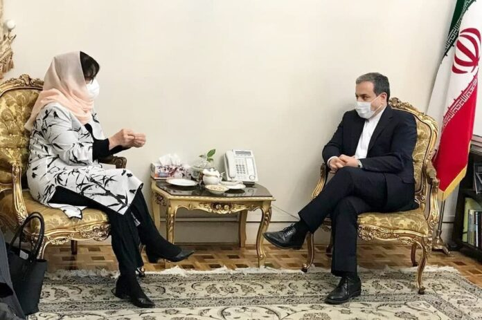 Tehran Vows Support for Peace Process Led by Afghan Gov't