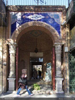 Tehran's Moqaddam Museum 1