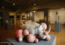 Tehran's Niavaran Palace Hosting Ceramics Biennial 21