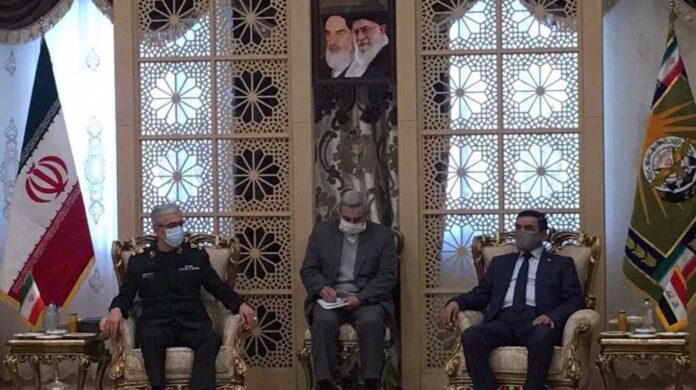 Top General Says Iran Ready to Meet Iraq's Defence Needs