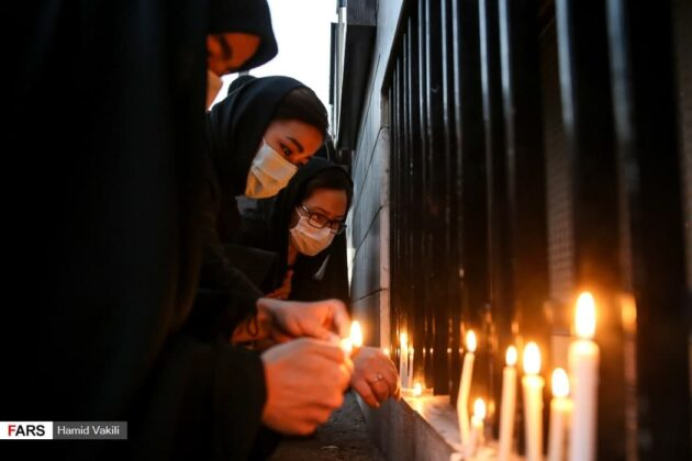 Iranian, Afghan Students Commemorate Kabul University Attack Victims