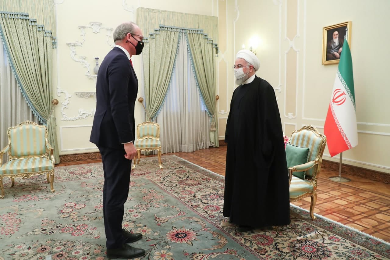 President Rouhani Urges Europe to End Inaction towards JCPOA