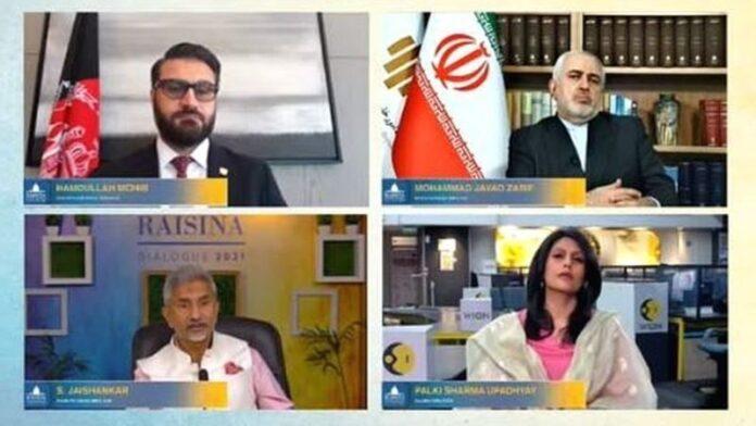 Iran, Regional States Won't Allow Afghanistan to Return to 1990s: Zarif