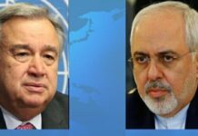 Zarif Blasts UN for Suspending Iran's Voting Rights due to Delinquent Debts