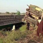 Train Collision in Pakistan Kills at Least 36 People